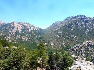 La Pedriza-Río Manzanares Madrid-Charca Verde; montañas palentinas senderismo en aracena